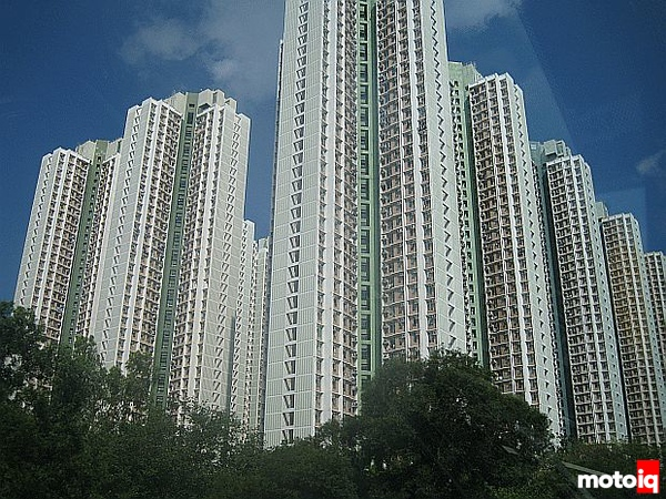 hong kong high rise apartment