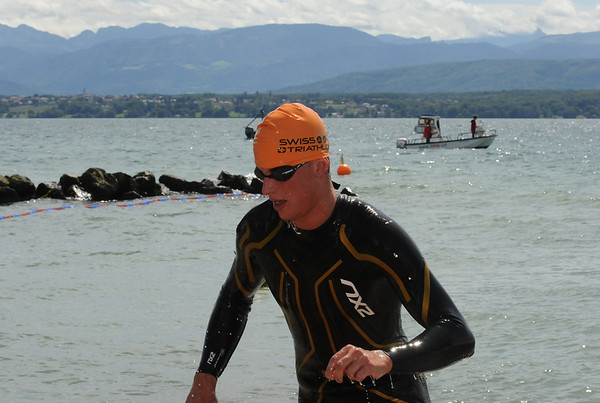 Triathlon de Nyon (Circuit Junioren)