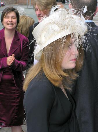 Abigail and Jonathan's wedding 2006