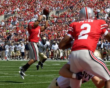 Ohio State vs Navy Game Photos 2009
