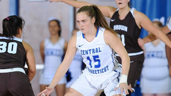 CCSU women's basketball 11-29-17