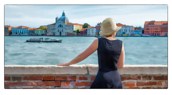 A Lady In Venice