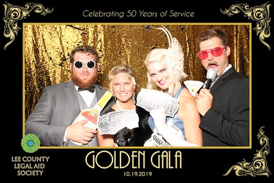 Lee County Legal Aid Society Golden Gala 2019