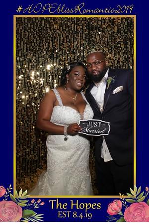 Hope Johnson Wedding 2019