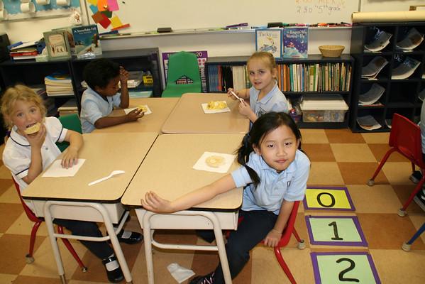 Kindergarten - Martin Luther King Jr. Celebration