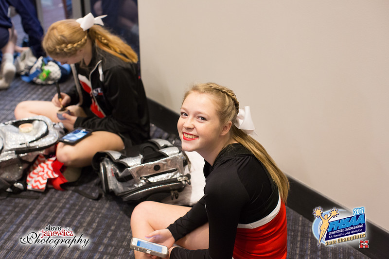 Middleburg Cheer Compitition