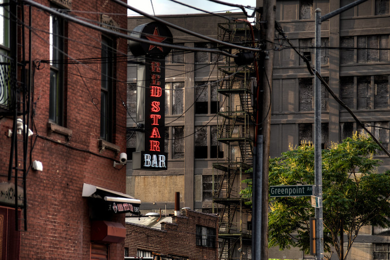 Red Star Bar, Greenpoint