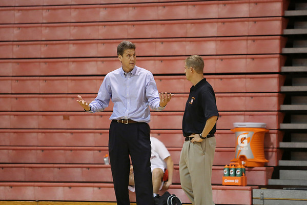 11/26/12 LHP Freshman Basketball v. Winter Park
