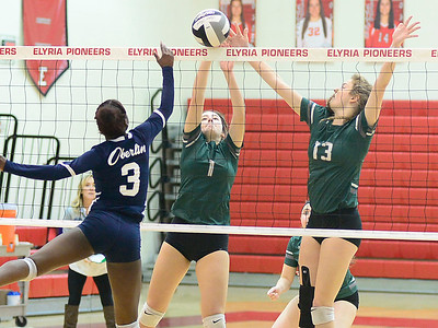 Oberlin eliminates Elyria Catholic in sectional final