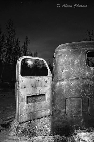 Fargo au clair de lune