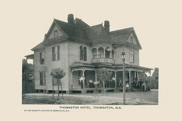 Thomaston History