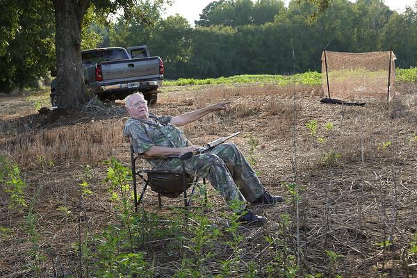 Dove Hunting at Farm 2020