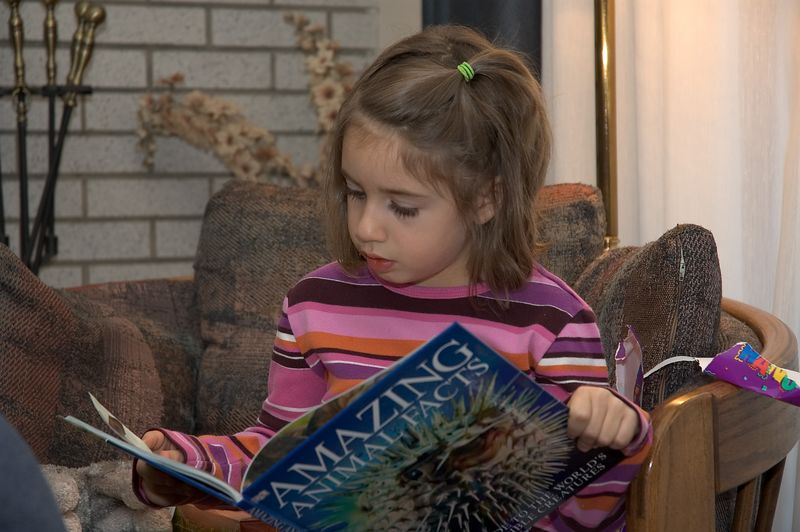 Rebecca reads her new book   (Nov 26, 2004, 03:22pm)