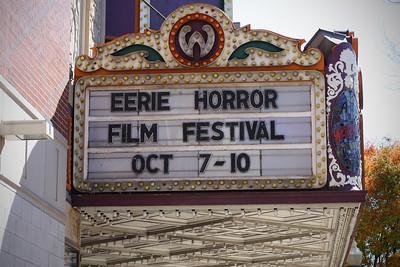 2010.10 -  Eerie Horror Film Festival