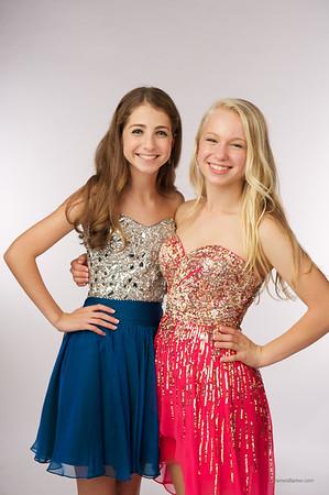 Talia & Rachel's B'not Mitzvah