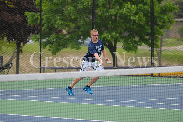 05-14-15 Sports Boys Sectional Tennis @ DC