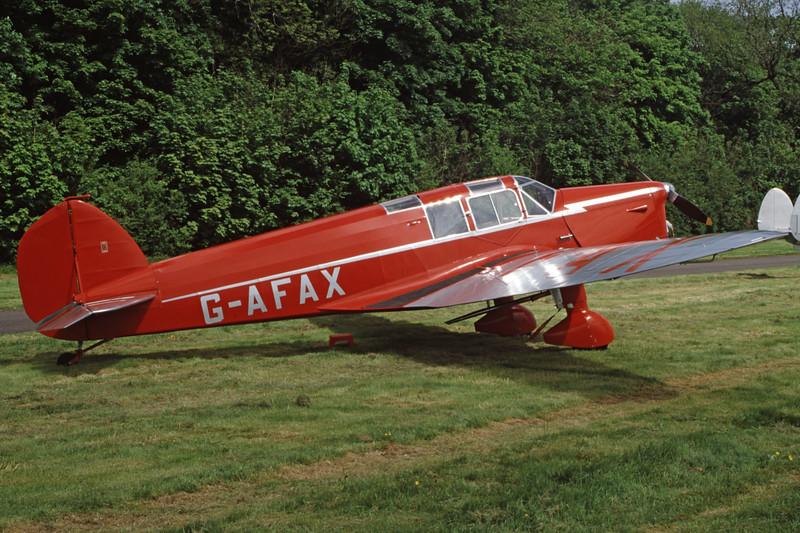 G-AFAX-BAMEagleII-Private-EGBP-1999-05-15-FX-26-KBVPCollection.jpg