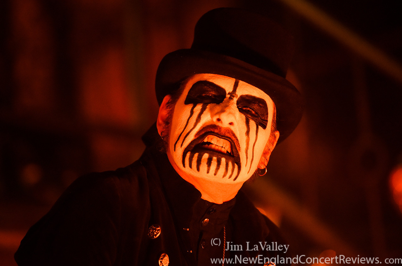 King Diamond at the Palladium - MA