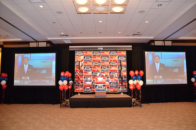 ERIC CANTOR VICTORY CELEBRATION
