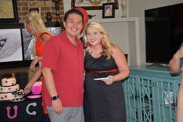 Bethany & Jamie....Baby Shower