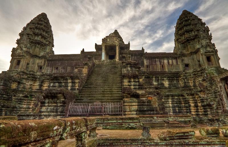 Angkor Wat, HDR