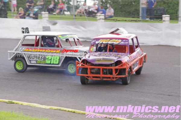 ORCi Ministox, Northampton, 10 June 2012