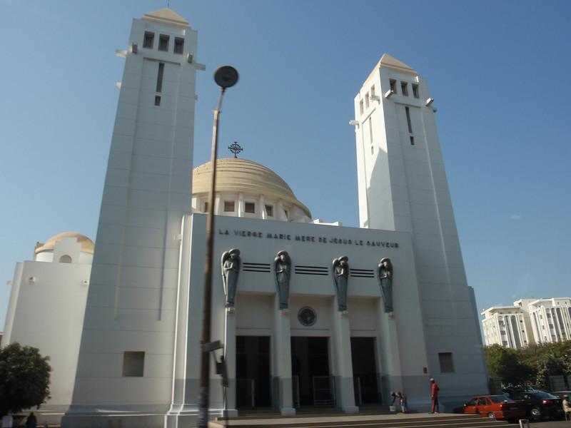 027_Dakar. The Cathedral. La Vierge Marie Mere de Jesus Le Sauveur.jpg