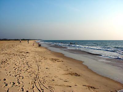 Bekal Beach Park - Pallikkara Beach Park