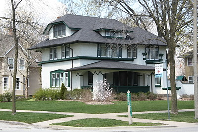 Historic District Houses - La Grange