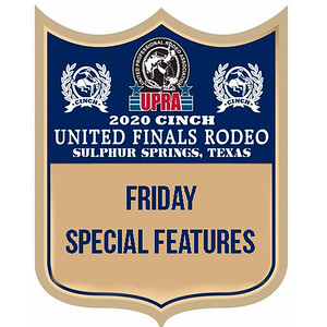 UPRA Finals Friday Special Features