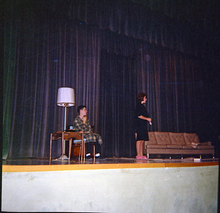 """Shock Of His Life"", 1962, Sequoia Junor High School"