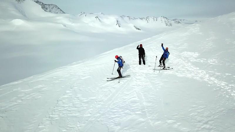 Ski Antarctica 3