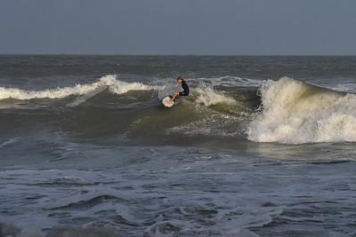 Hurricane Eta Cocoa Beach Pier 11-10-20