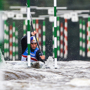 ICF Canoe Kayak Slalom World Championships Prague 2013