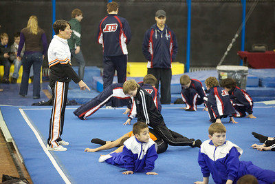 Boys Level 4-5 at 2012 Great Northern Invitational