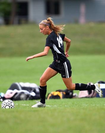 EPHS Varsity Girls Soccer vs Burnsville (Sept  29. 2008)