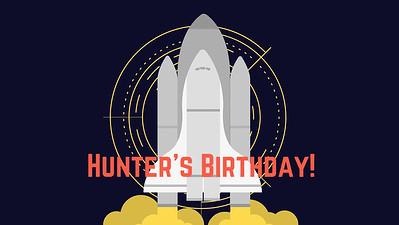 07.10 Hunter Birthday