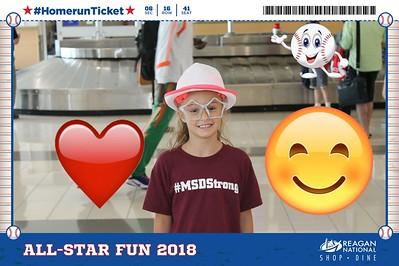 Reagan Shopping & Dining: Summer Baseball 2018