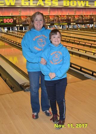 2017 Regina Coeli Mom-Son Bowling