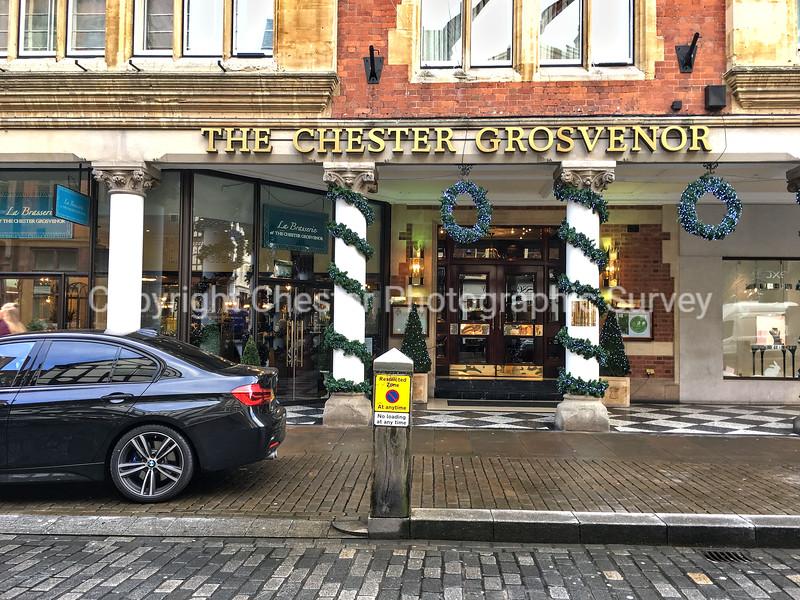 The Grosvenor Hotel: Eastgate Street
