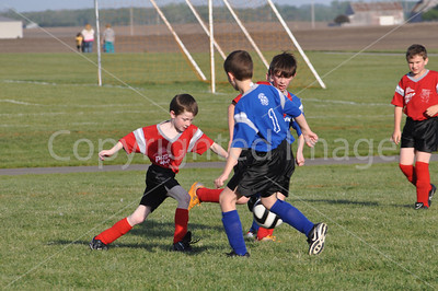 Princeton Youth Soccer League Games, April 24, 2012