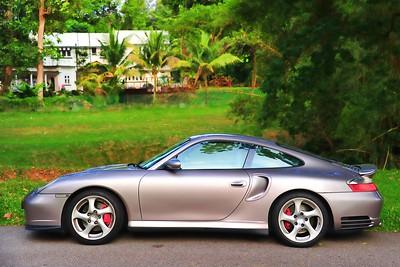 Porsche 911, type 966 at Winchester Road