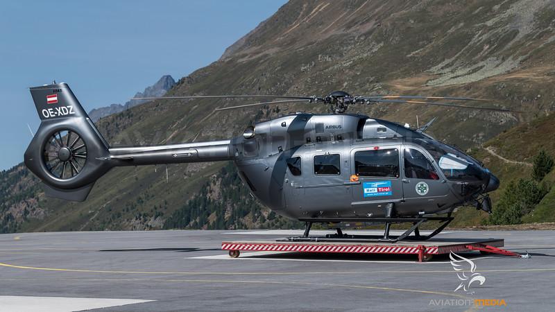 Heli Austria / Airbus Helicopters H145 / OE-XDZ