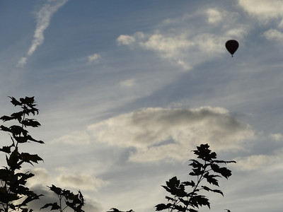Balloon Berkshire County 2012