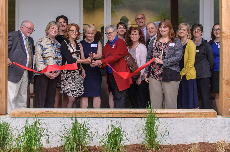 RCC Ribbon Cutting