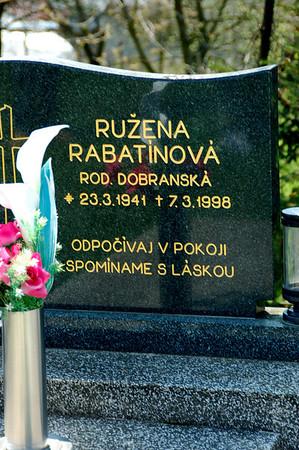 2016-2010 Slovakia graves