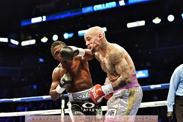 Zab Judah vs. Danny Garcia April 2013