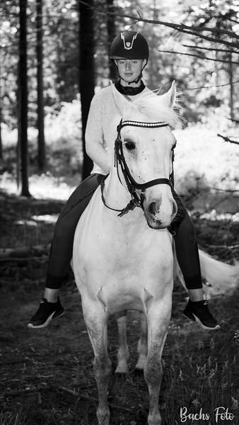 Cirkusprinsessen på den hvide hest