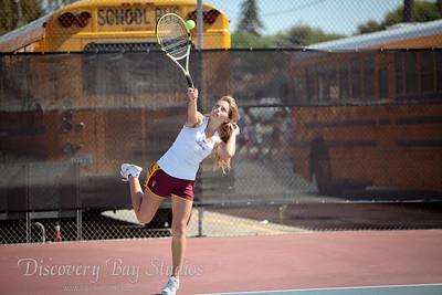 Liberty High School Tennis 8-27-2014 (Photos by Sabrina Barton)