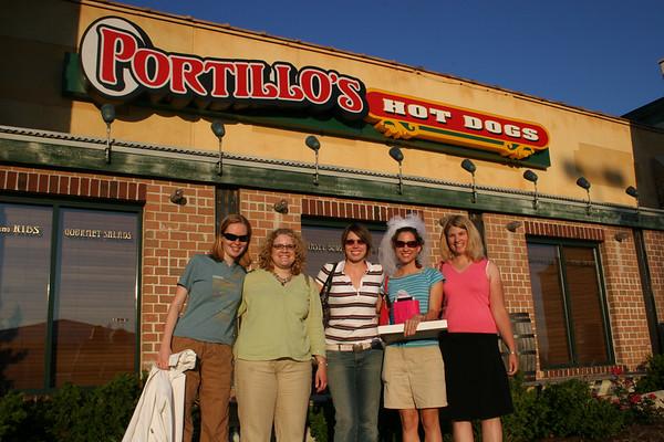 Lora's Bachelorette Party - June 23, 2006